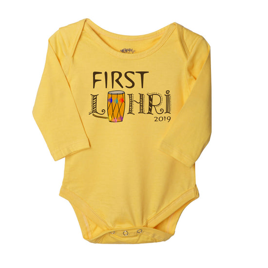 My First Festivals,Set Of 3 Bodysuits For Baby