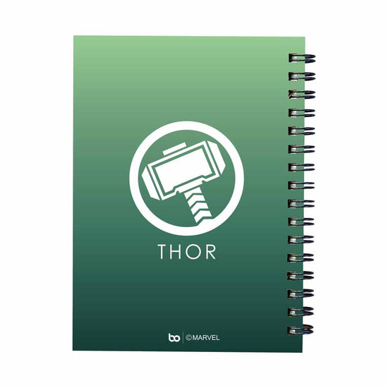 Thor Notebook, Marvel Notebook