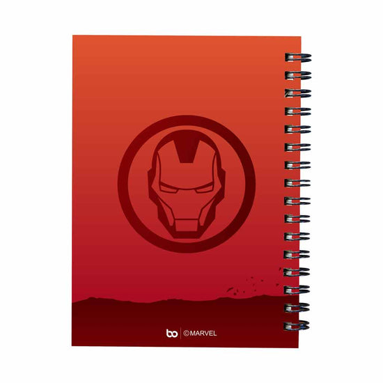 Powerful Ironman, Marvel Notebook