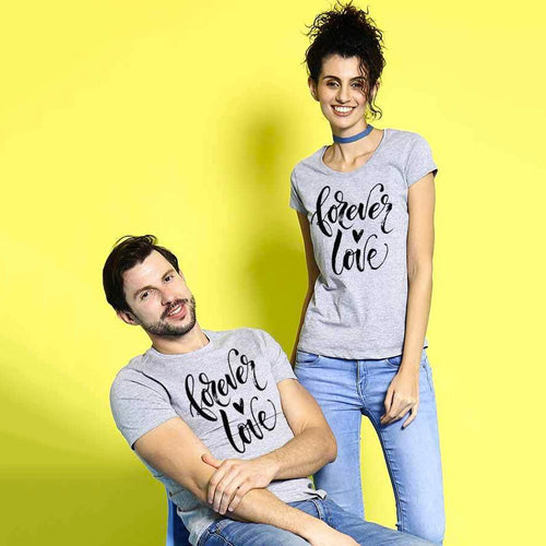 Forever Love Couple Tees