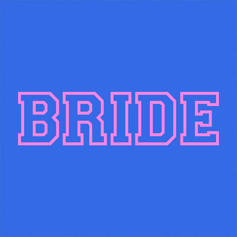 Bride/Team Bride Tees