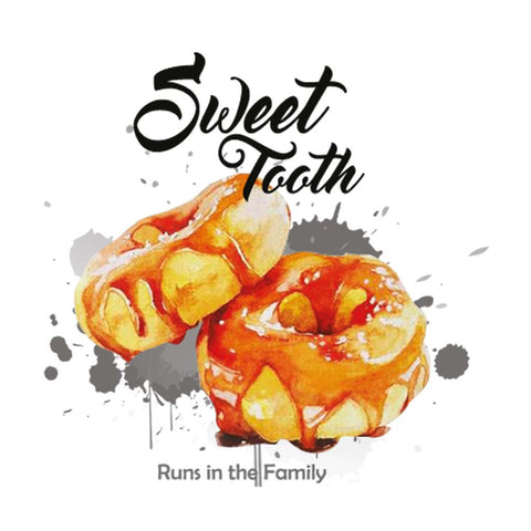 Sweet Tooth Runs In Family Tees