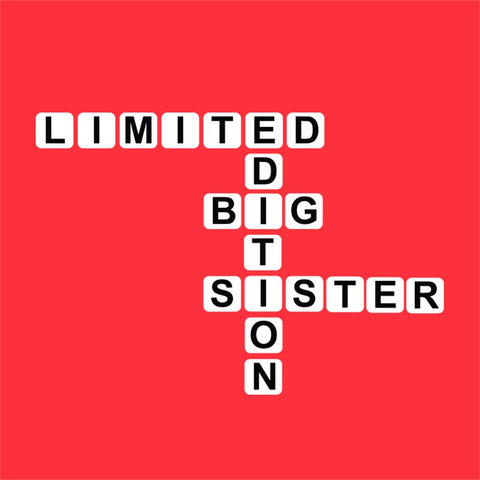 Limited Edition Big / Little sister Tees