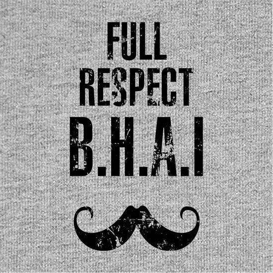 Full Respect Bhai-Behen Tees