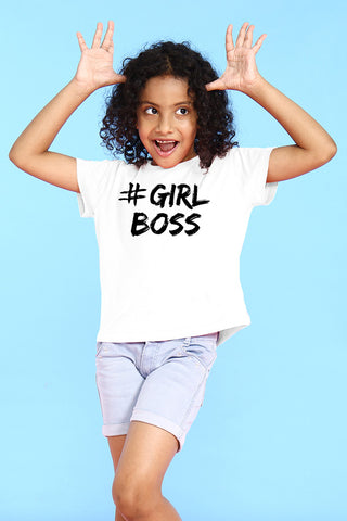 #Girl Boss Tees for daughter