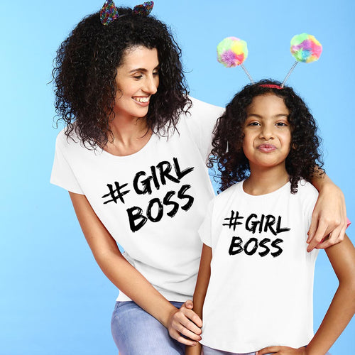 #Girl Boss Tees