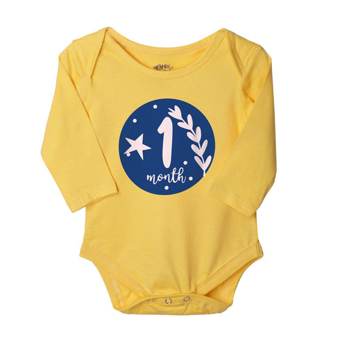 One, Bodysuit For Baby