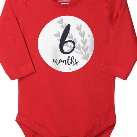 Six, Bodysuit For Baby