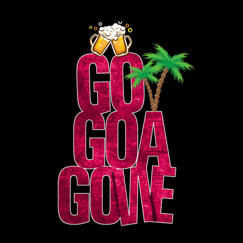 Go Goa Gone Family Tees