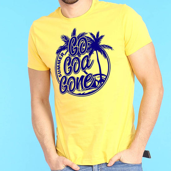 Go Goa Gone, Matching Family Travel Tees