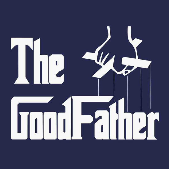 Navy The GoodFather/GoodSon Father-Son Tees