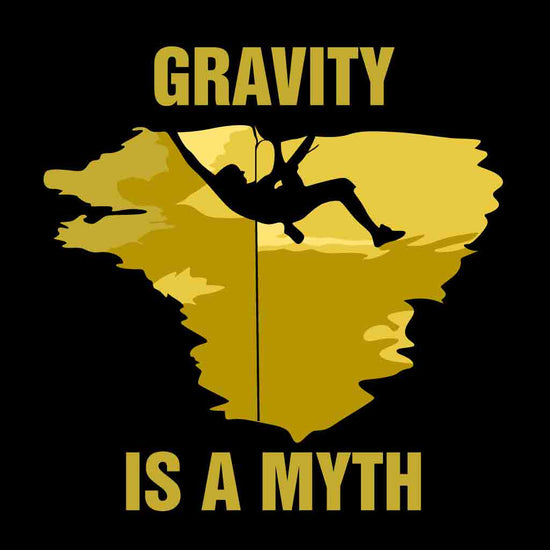 Gravity Is A Myth Friends Tees