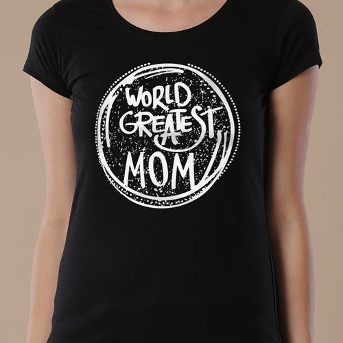 Greatest Mom Tees