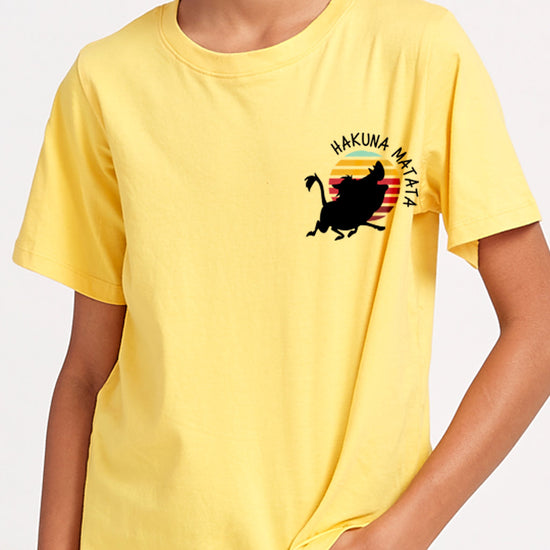 The Lion King: Hakuna Matata, Disney Tees For Kids