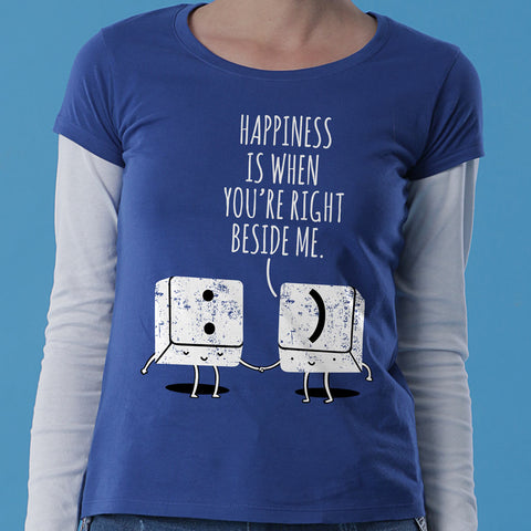 Happiness Is Mom & Son Tees