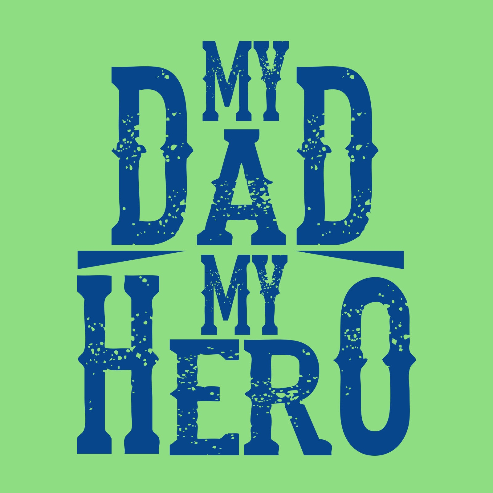 My Dad My Hero Father And Son Tshirt Bonorganik