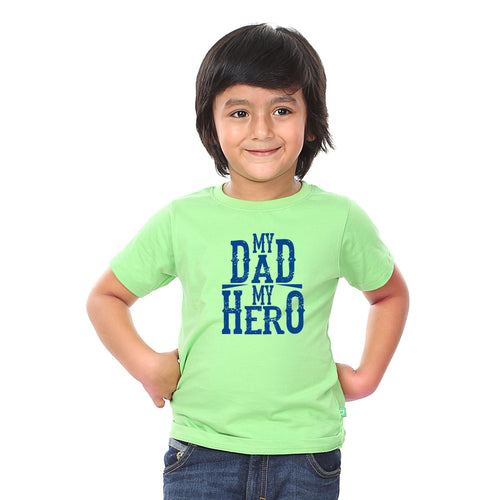 My Dad My Hero Father And Son Tshirt