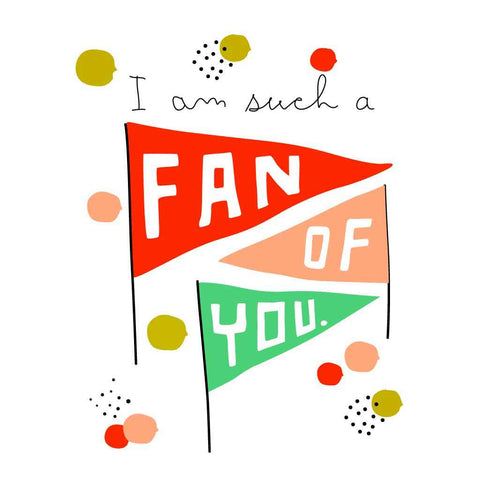 I Am Such A  Fan Of You Couple Tees