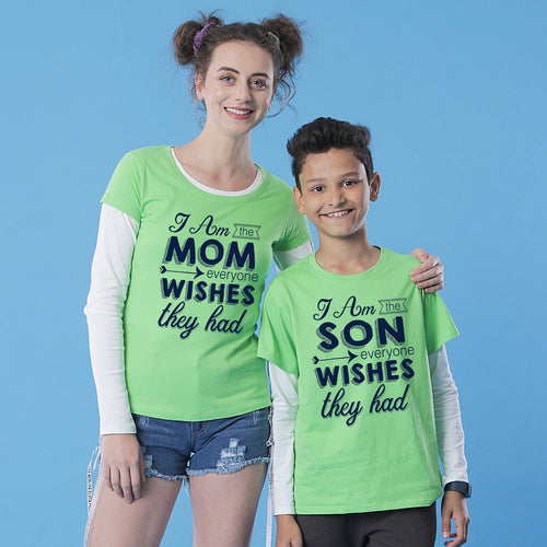I Am The Everyone Mom Son Tees