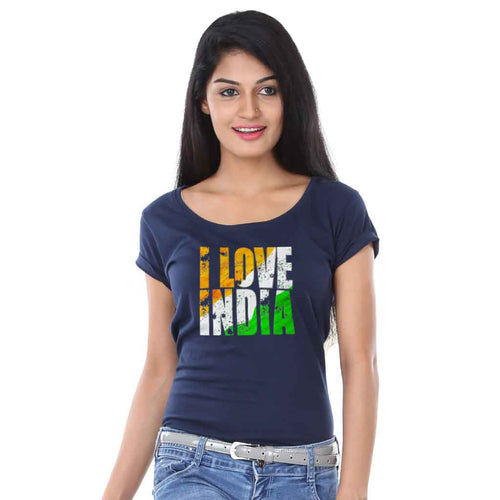 I Love India Family Tees