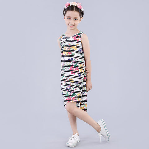 A Pinch Of Glamour High Low Dress For Daughter