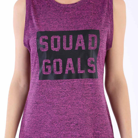 Squad Goals High Low Dress For Women