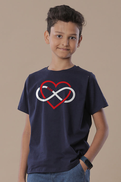 Infinity Love Mom/Son ComboTees