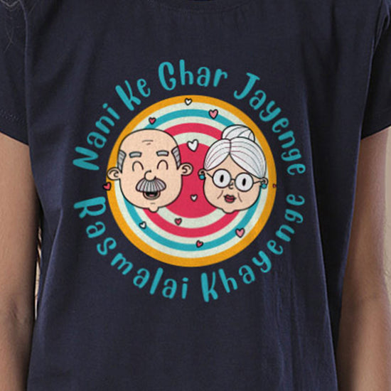 Nani Ke Ghar, Matching Travel Tees