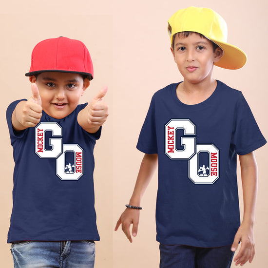 Matching Tees For Brothers by Bonorganik