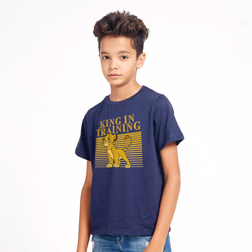 The Lion King: King In Training, Disney Tees For Kids