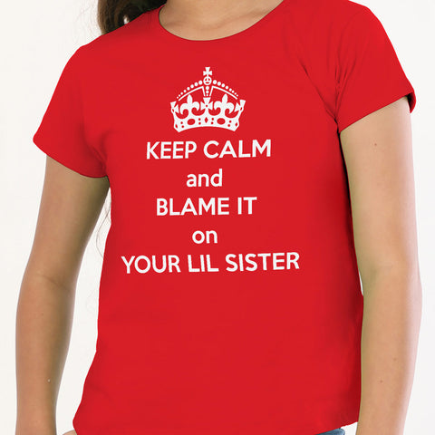 Keep Calm Tees