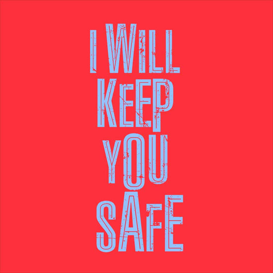 I will Keep You Safe Dad & Daughter Tees
