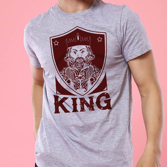King Queen Princess Bodysuit and Tees