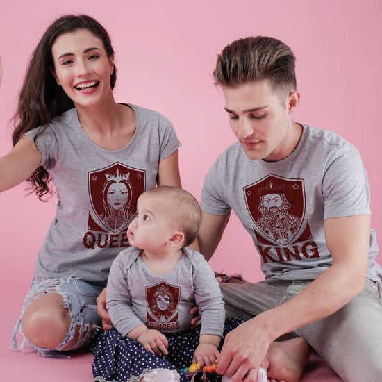 Mother & Kids Mommy Daddy And Me Clothes Father Son Shirt Mother Daughter Boys Girls Baby Sweatshirt Top Tee Dress Family Matching Clothes
