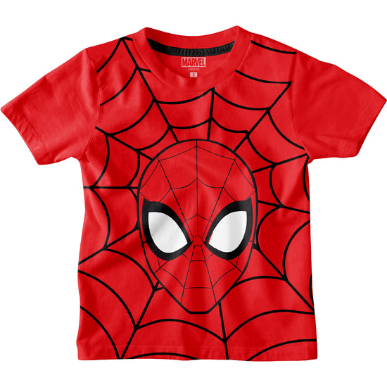 Red Spidey Boys Tshirt