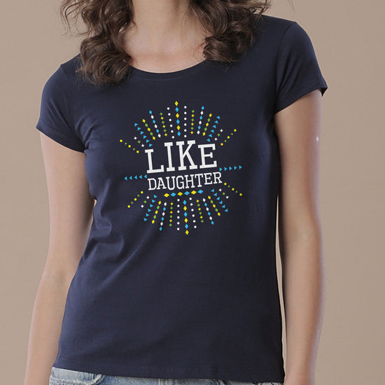 Like Mom Like Daughter Tees