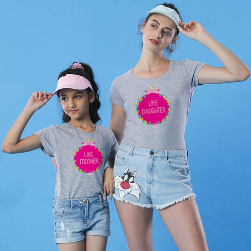 Like Mother-Like Daughter Tees
