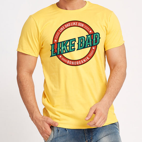Like Dad/Like Son, Matching Dad & Son Tees
