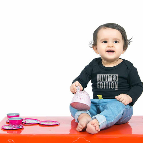 Limited Edition Mom & Baby Bodysuit And Tees For Baby