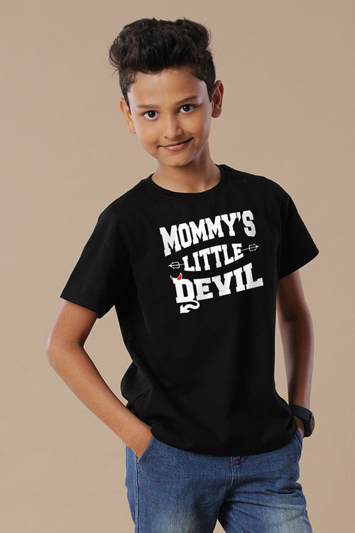 Little Devil Tee for Boys