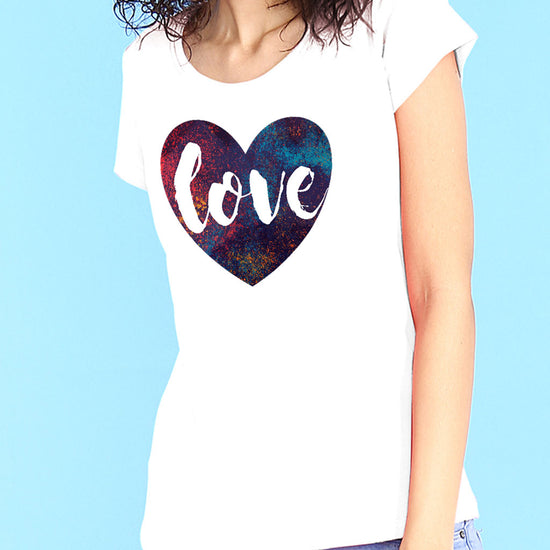 Love Mom & Daughter Tees