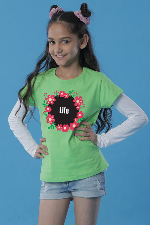 Love My Life Tees for daughter