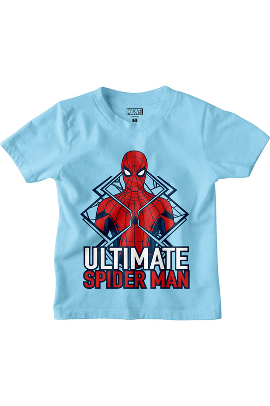 Ultimate Spider Man Marvel Tees for Boy