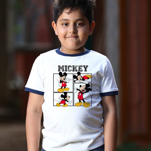 Mickey's Life, Disney Kids Tees