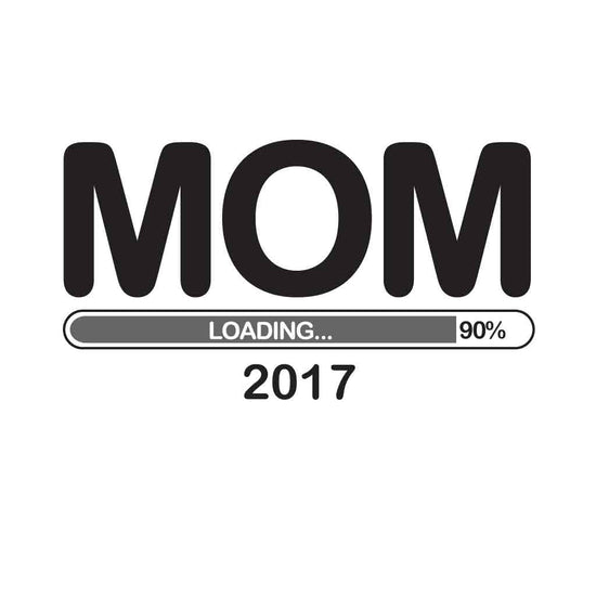 Mom Loading 2017 Knitted Dress