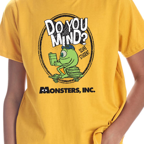 Do You Mind, Monster Inc Tees For Boys