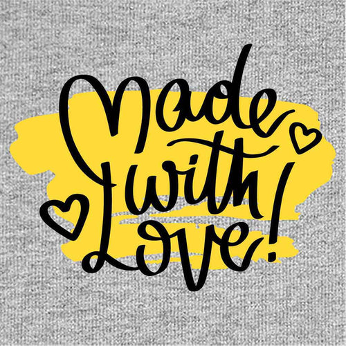 Made With Love Couple Tees