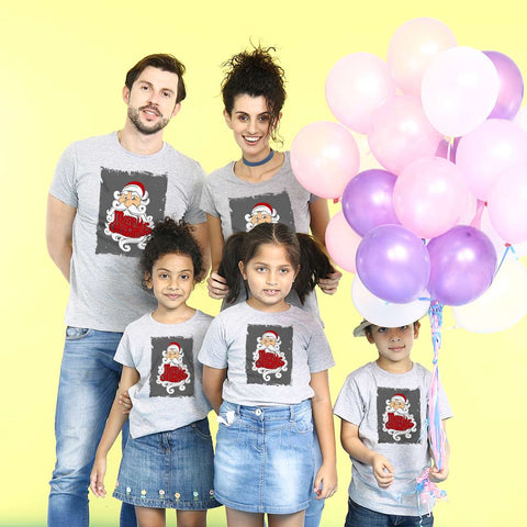 Magical christmas, family matching tees