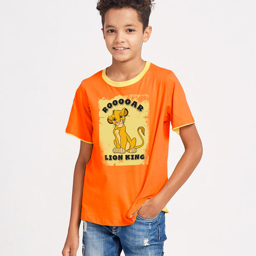 Roar Lion King,  Disney Tees For Boys
