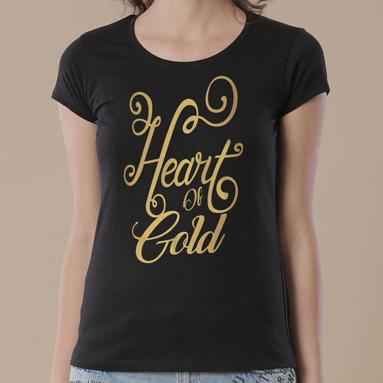 Mom Have A Heart Of Gold Mother's Day Tees